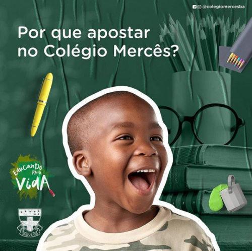 APOSTAR NO COLÉGIO MERCÊS