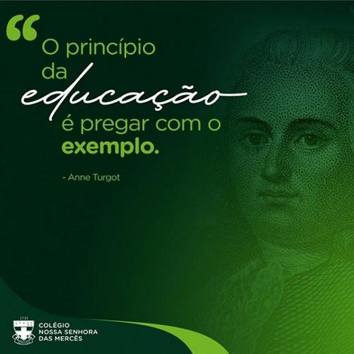 EDUCAÇÃO COM EXEMPLO