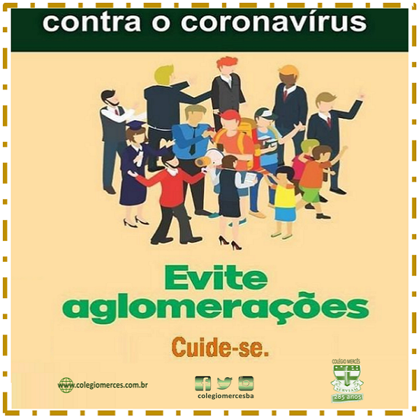 CONTRA O CORONAVÍRUS