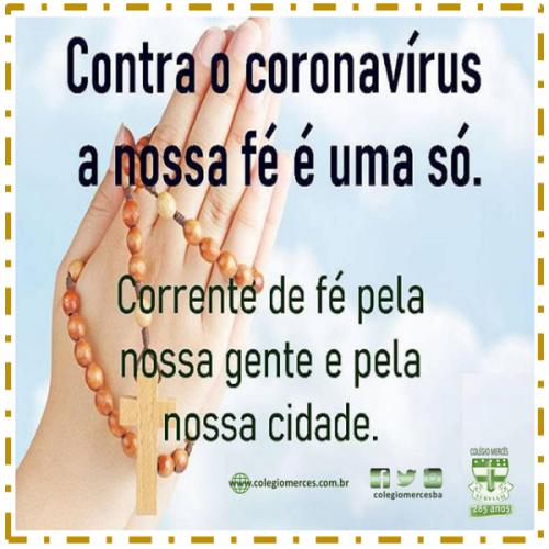 INFORMAÇÕES ACESSE A PÁGINA ORAÇÃO...
